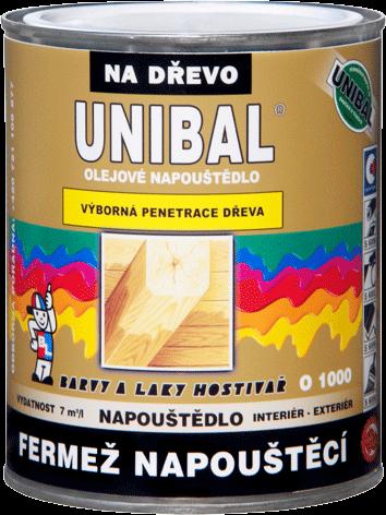 UNIBAL FERMEŽ NAPOUŠTĚCÍ O1000