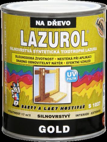 LAZUROL GOLD S1037