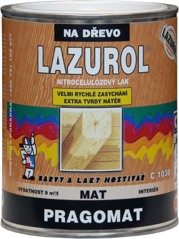 LAZUROL PRAGOMAT C1038