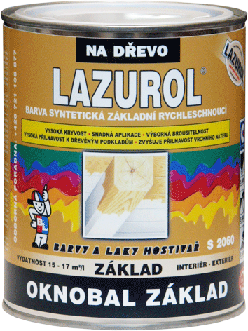 LAZUROL OKNOBAL ZÁKLAD S2060