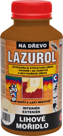 LAZUROL LIHOVÉ MOŘIDLO