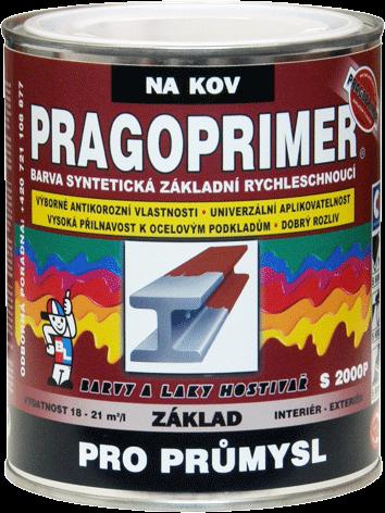 PRAGOPRIMER PRO PRŮMYSL S2000P