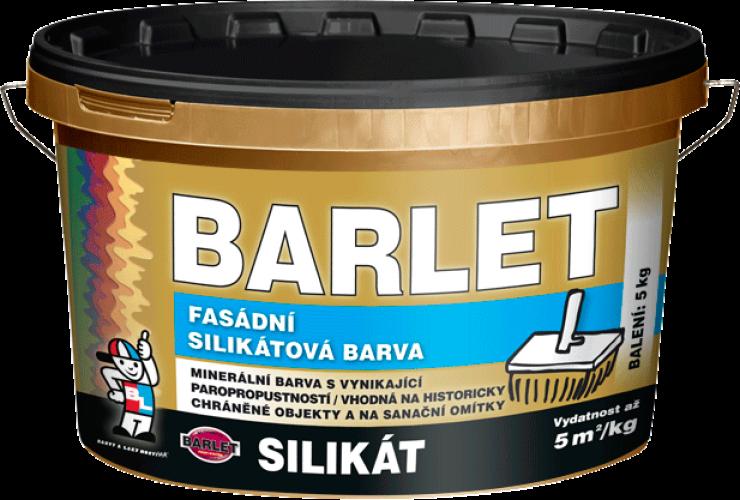BARLET SILIKÁT V4015