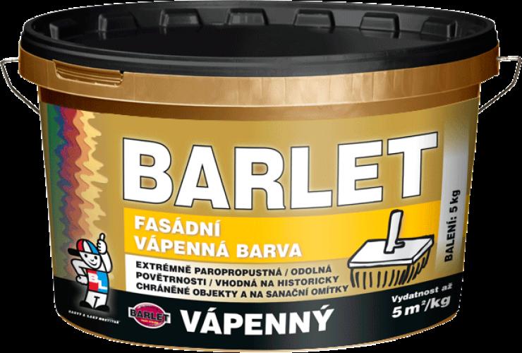 BARLET VÁPENNÁ BARVA V4019