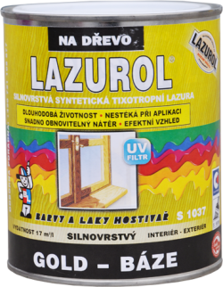 LAZUROL GOLD BÁZE S1037