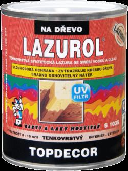 LAZUROL TOPDECOR S1035