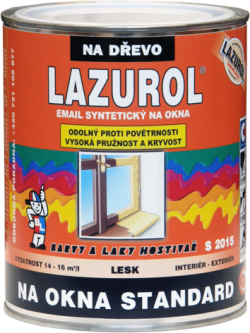 LAZUROL NA OKNA STANDARD S2015