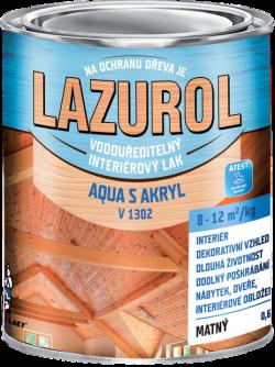 LAZUROL AQUA S AKRYL V1302