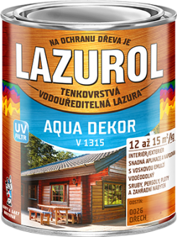 LAZUROL AQUA DEKOR V1315