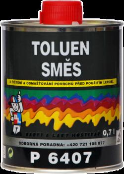 TOLUEN SMĚS P6407