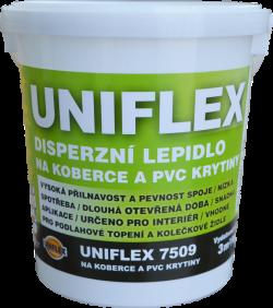 UNIFLEX NA KOBERCE A PVC KRYTINY V 7509